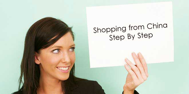 Shopping with Aliexpress  step by step