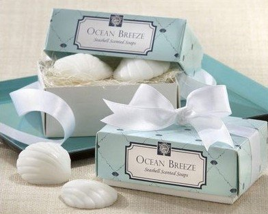 sea shell soap