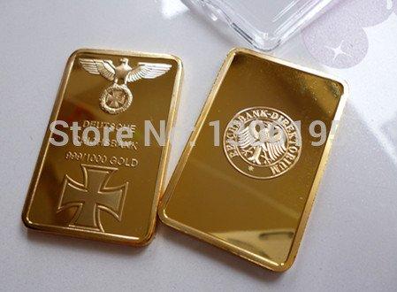 reichsbanks gold