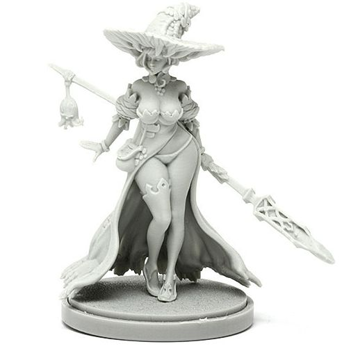 disciple of the witch kingdom death figure