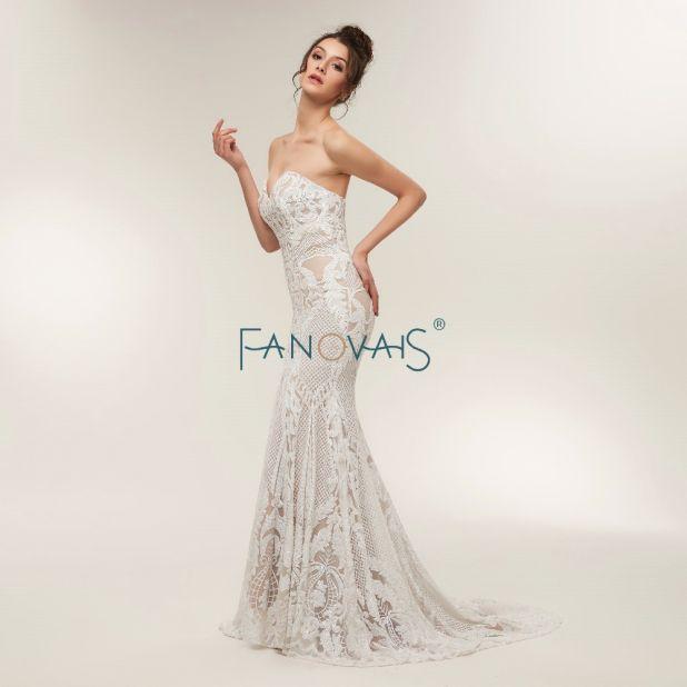 vintage aliexpress wedding dress