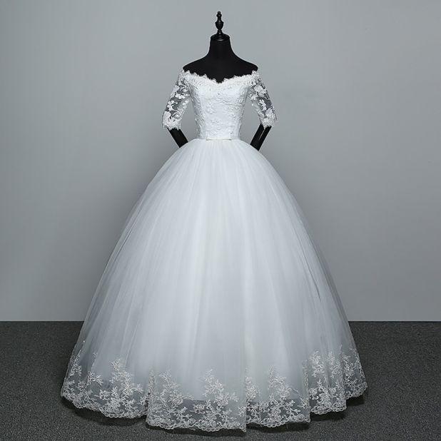 aliexpress wedding dress8