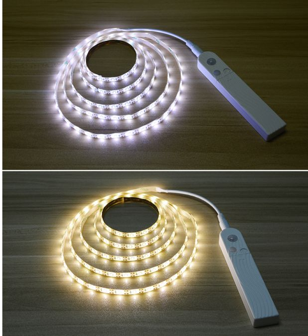 LED self-adhesive tape