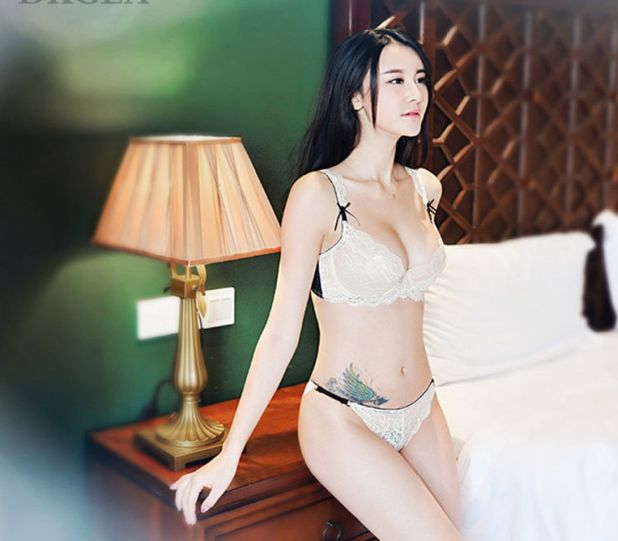 set of underwear in the chic style aliexpress