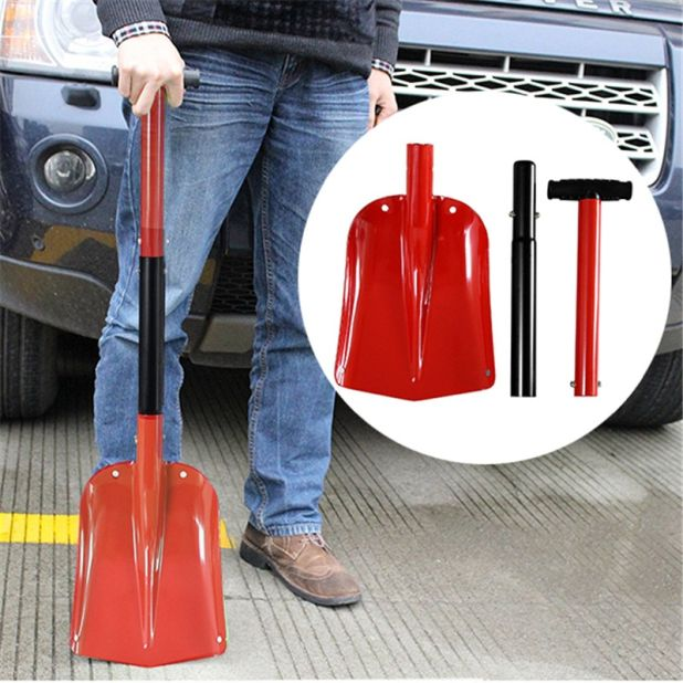 multifunctional shovel