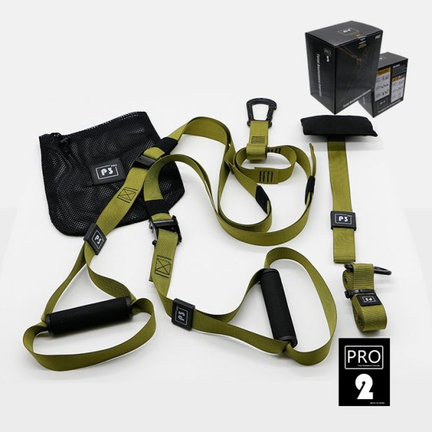 training straps for hanging