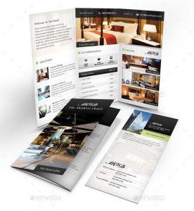 broszura hotelu