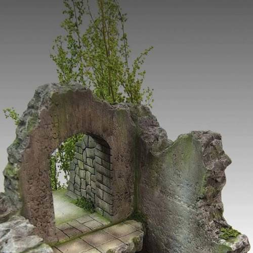 trees miniatuires wargaming vegetation