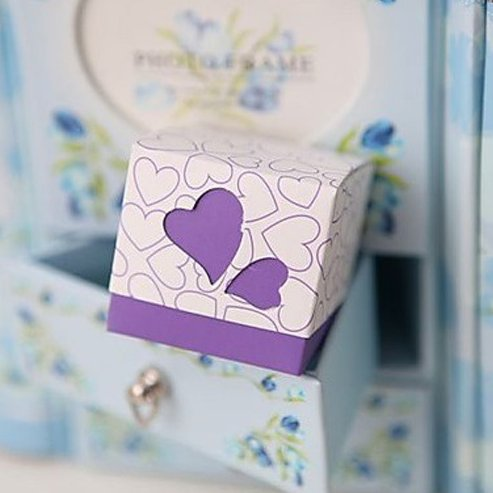 wedding gift box inexpensive