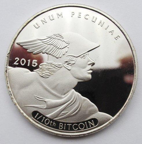 1/10th Bitcoin