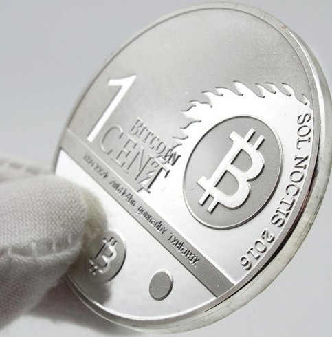 are there bitcoin cents