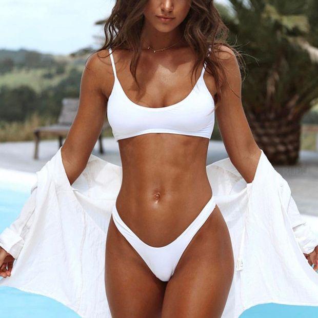 push up a bathing suit