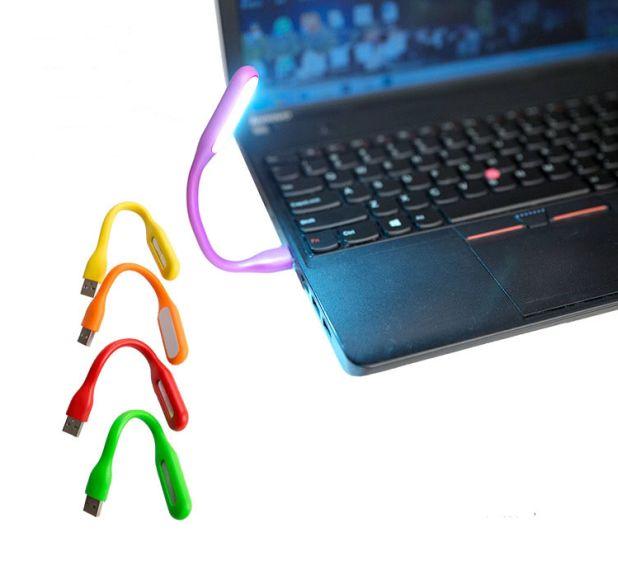 laptop light on usb