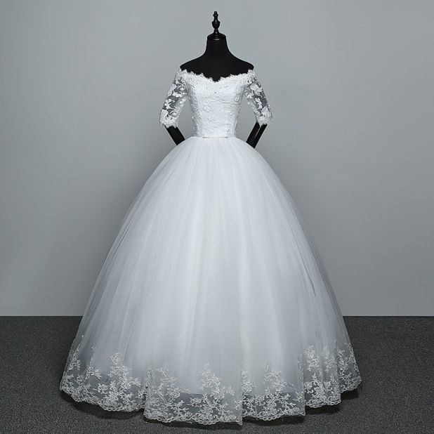 aliexpress wedding dress8