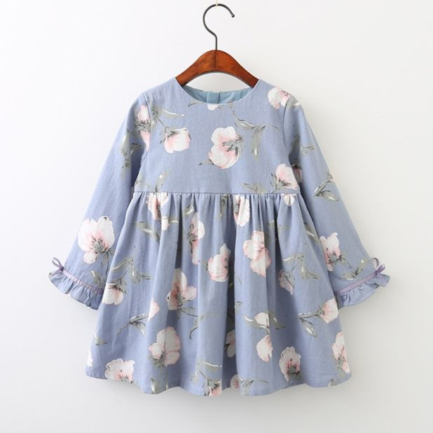 beautiful aliexpress flower dress