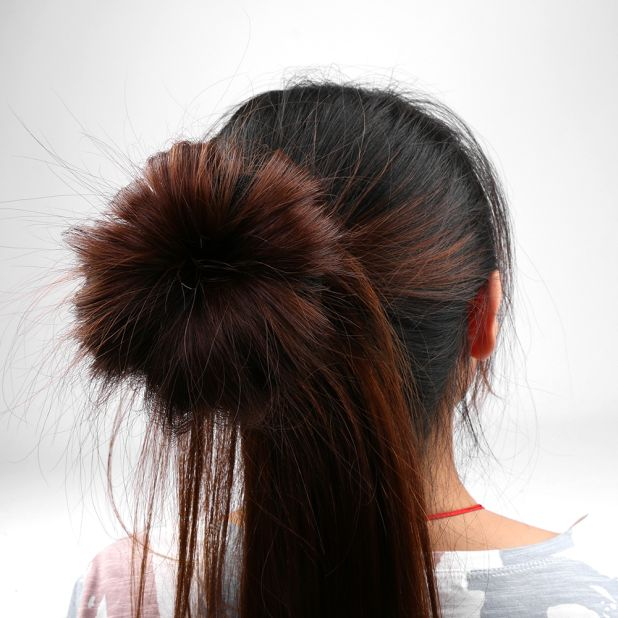 hairstyle magic shaper donut
