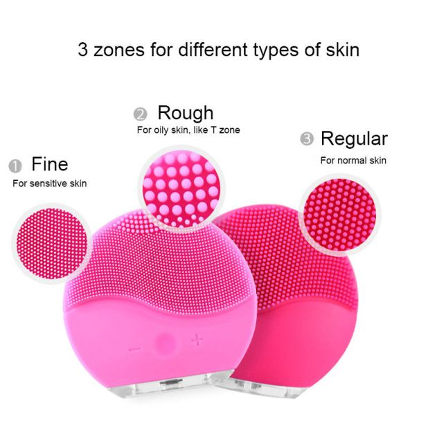 sonic silicone face brush aliexpress