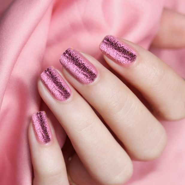 Glitter On Nails Aliexpress