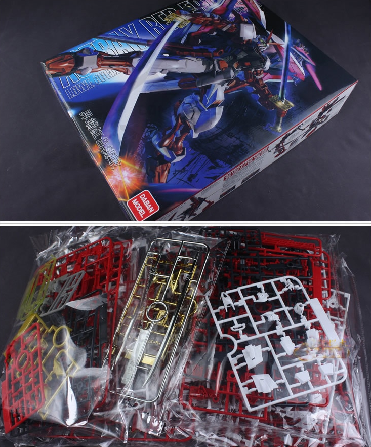 Gundam on Aliexpress: Big Robots, Small Prices!