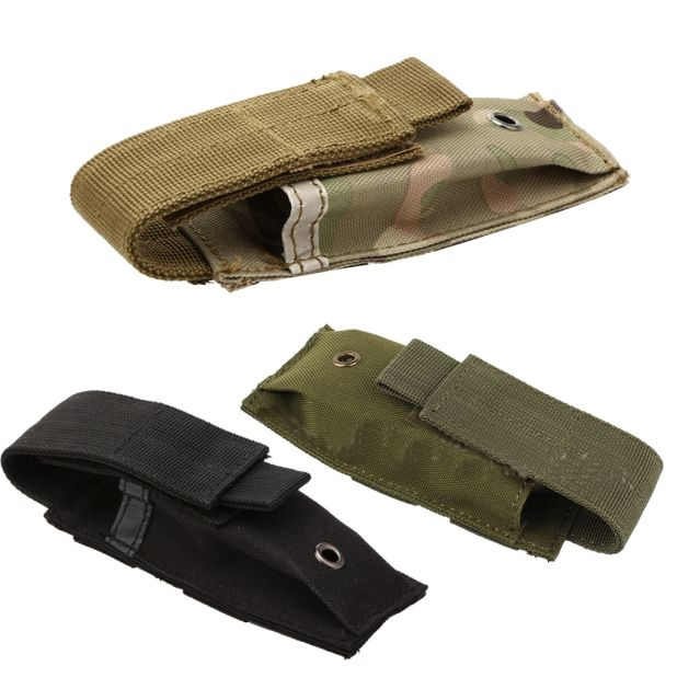 Molle case for a hunting knife