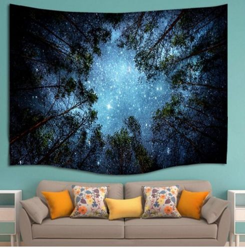 tapestry forest and night sky aliexpress