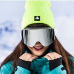 ski goggles vector double lens aliexpress