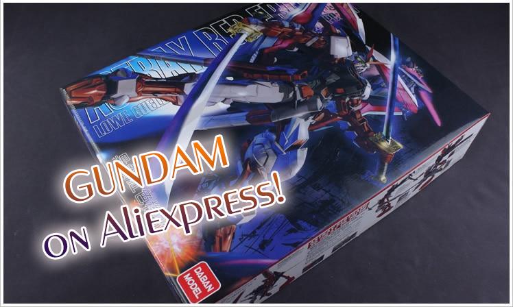 gundam aliexpress