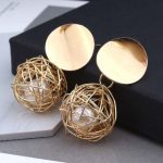 geometric earrings aliexpress