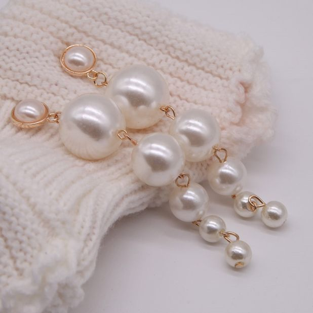 pearl earrings aliexpress