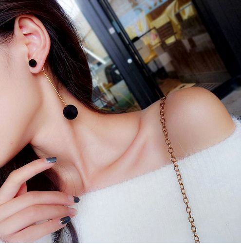 plush earrings aliexpress