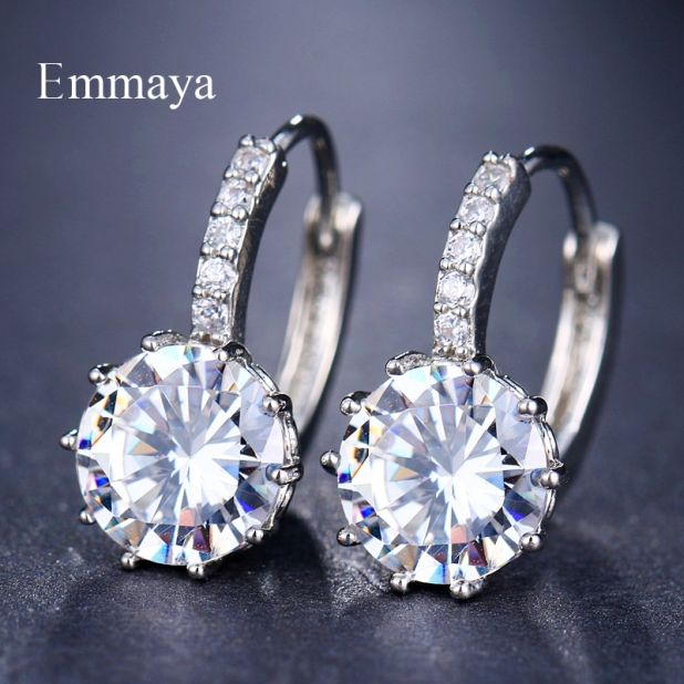 aliexpress crystal earrings