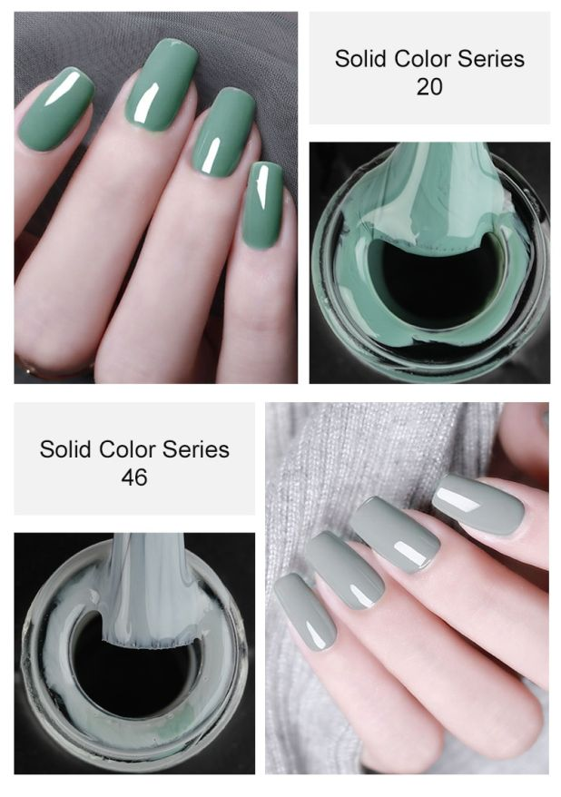 Nail hybrid polish uv led aliexpress