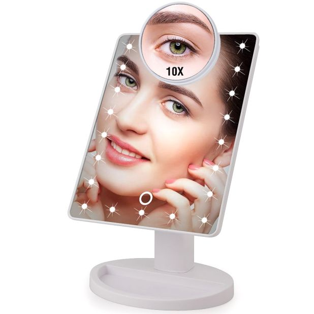 cosmetic mirror led small aliexpress