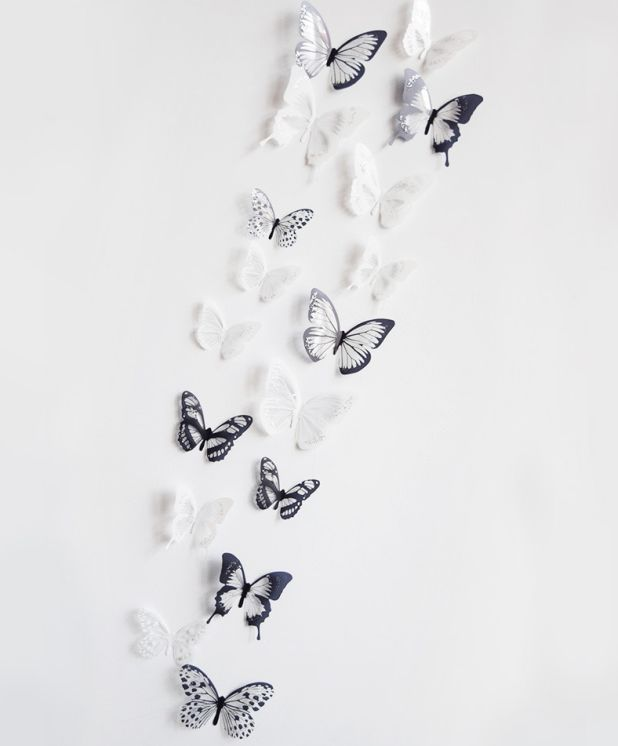 wall stickers butterflies aliexpress