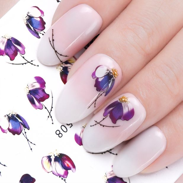 AliExpress nails stickers
