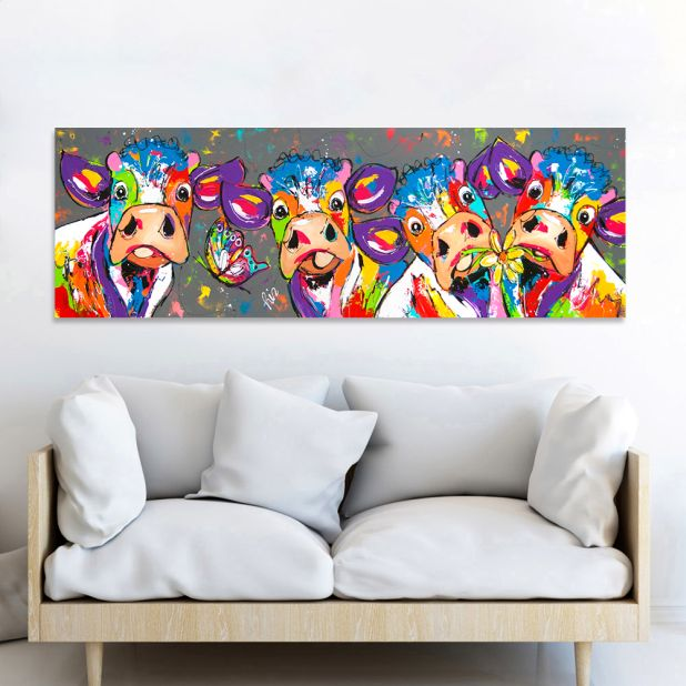 picture of colorful cow aliexpress