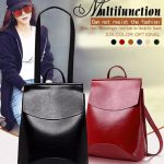 women's leather backpack aliexpress