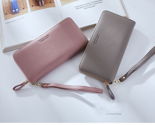women's wallet made of synthetic leather aliexpress