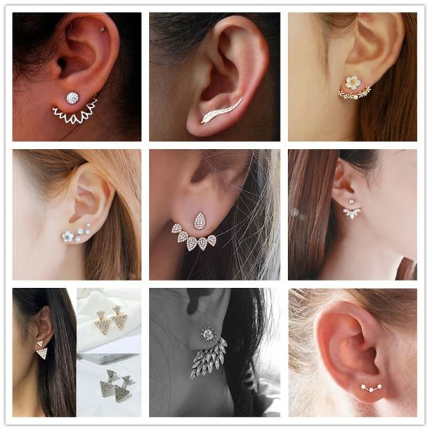various earrings aliexpress