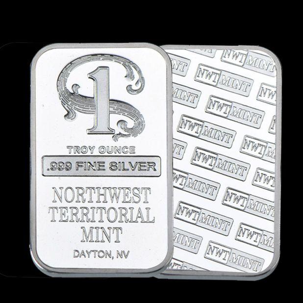 silver billet northwest teritorial mint aliexpress