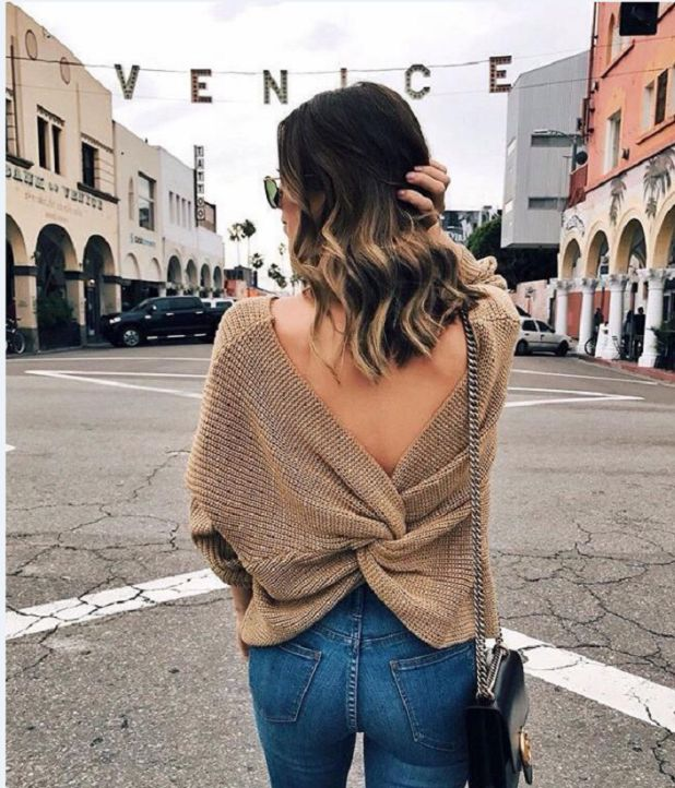 AliExpress knit sweater
