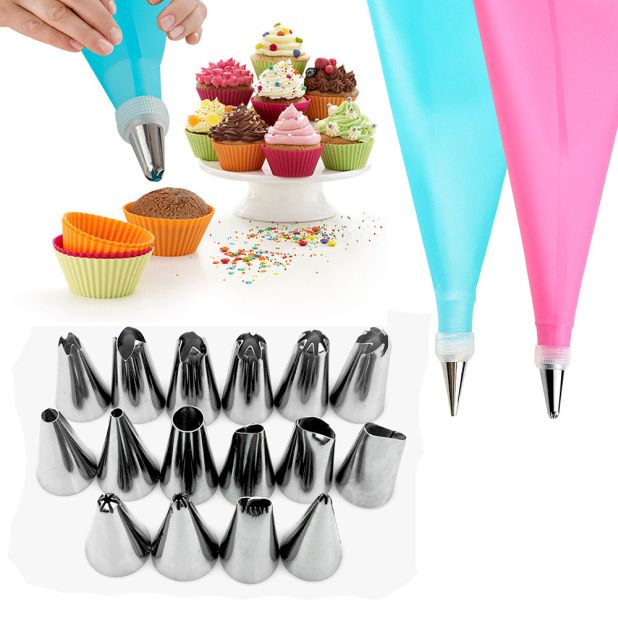 set for decorating cakes aliexpress