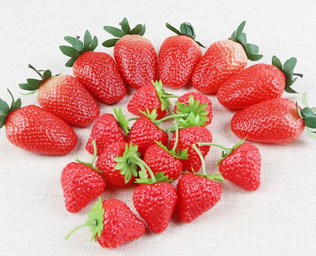 aliexpress artificial strawberries
