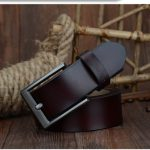 aliexpress natural leather belt