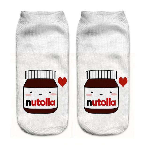 nutella socks