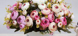 Beautiful Artificial Flowers From Aliexpress