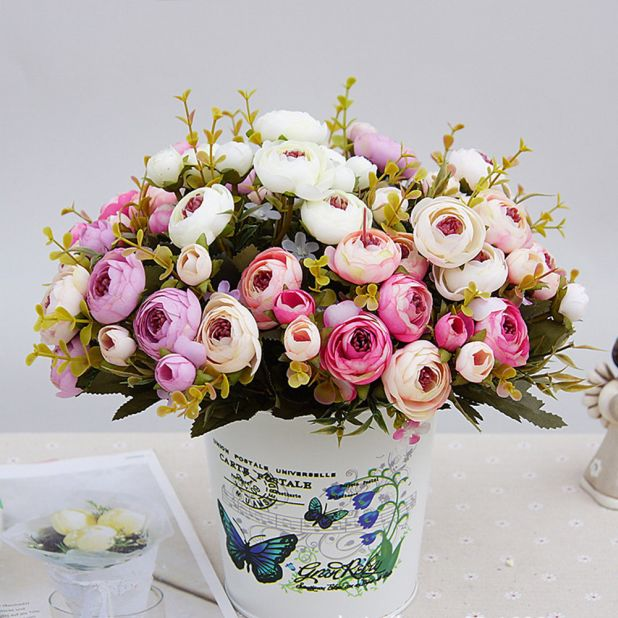 Beautiful Artificial Flowers From Aliexpress