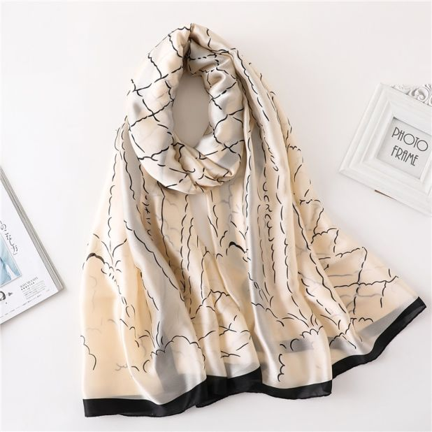 silk shawl aliexpress