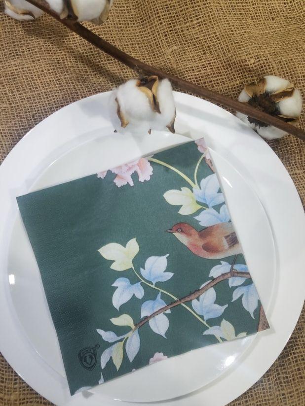 napkins birds decoupage aliexpress