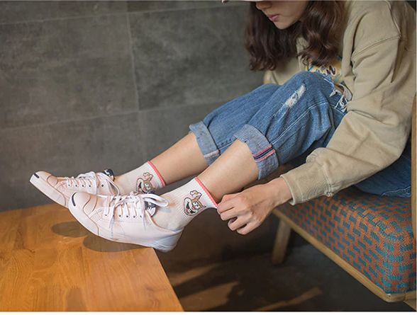 cartoon socks aliexpress
